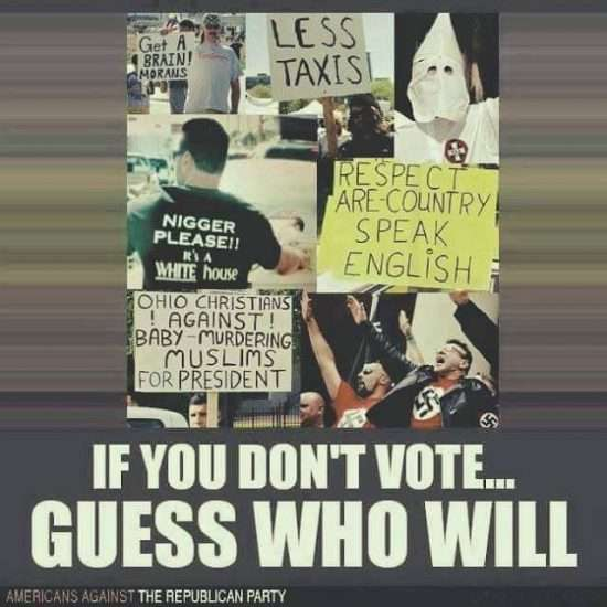 if you don't vote